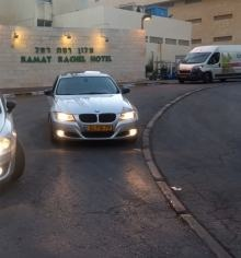 بي ام دبليو - مجموعة 3  في  القدس 2012