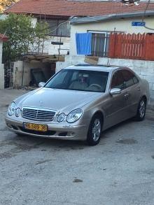 مارسيدس - 240  في  القدس 2003