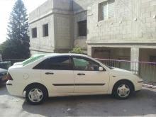 فورد - فوكوس  في  الناصرة وضواحيها 2005