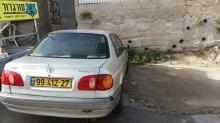 تويوتا - كورولا  في  القدس 2000