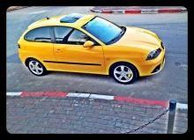 سيات - ايبيزا  في  الناصرة وضواحيها 2008