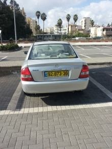 مازدا - 323  في  الناصرة وضواحيها 2002