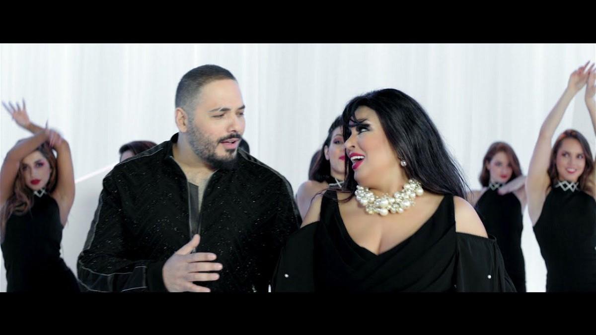 سكاكر السكر - رامى عياش و فيفي