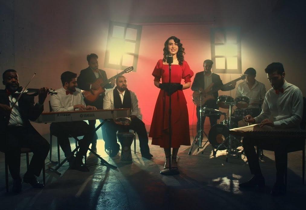 سالمة يا سلامة - لينا صليبي