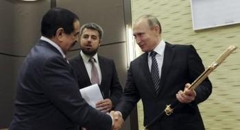 ملك البحرين: على كل الدول الكبرى التعاون مع روسيا لإعادة السلام والاستقرار إلى سوريا