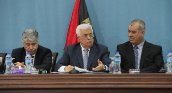 الرئيس الفلسطيني ابو مازن في لقائه مع الصحفيين العرب من الداخل: يد الفلسطينيين ممدوة للسلام