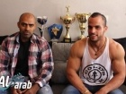 arabTV: لقاء مع بطل كمال الأجسام أدهم صوالحة والمدرب طارق بصول