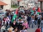 تقرير arabTV حول مهرجان ذكرى يوم الأرض الـ40 في سخنين وعرابة