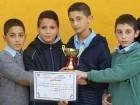 جمعية إبداع تُكرِّم الفائزين في بطولة الإنجليزية
