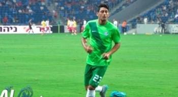 المجدلاوي عطاء جابر لاعب م. حيفا: أتمنى الفوز مع فريقي بكأس الدولة الليلة