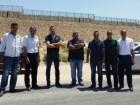 شعب:كوخافي يلتقي برئيس وأعضاء المجلس