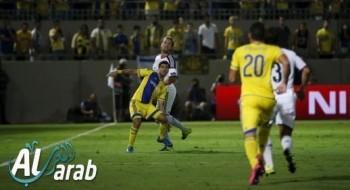 تأهل مكابي تل أبيب الى مجموعات البطولة الأوروبية واقصاء بيتار القدس