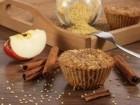 حلوى اليوم من مطبخنا: كب كيك التفاح