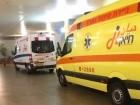 اصابة 3 اشخاص بجراح متوسطة في حادث طرق قرب الشيخ دنون
