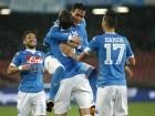 نابولي يفوز على ميلان في مباراة مثيرة بالدوري الايطالي