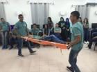 ثانوية عيلوط تشارك في تمرين الطوارئ القطري