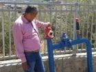 مياه الجليل تسلم خطوط المياه الجديدة في بلدة نحف