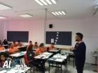 انتخاب رئيس مجلس الطلاب في النّهضة كفرقرع