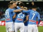 نابولي يحقق فوزاً ثميناً على كروتوني في الدوري الايطالي