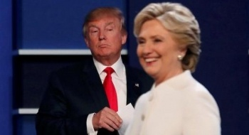 كلينتون:ترامب يشكل تهديدا وسأكون رئيسة لكل الاميركيين - ترامب: سأخلق 25 مليون وظيفة
