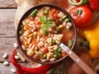 المطبخ المكسيكي يقدم: يخنة الذرة والبطاطا