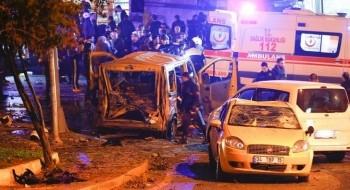 مقتل 14 شخصا واصابة العشرات في انفجارات وسط مدينة اسطنبول التركية