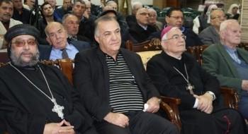 الناصرة: الجامع الأبيض يحيي ذكرى المولد النبوي بحضور شخصيات من مختلف الطوائف