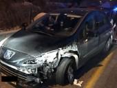 إصابة شخصين في حادث طرق قرب كفرمندا