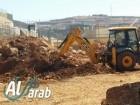 مجلس مجد الكروم يشرع ببناء ثلاث روضات