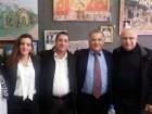 ادارة صندوق مكابي لمنطقة الناصرة تلتقي علي سلام