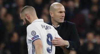 زيدان: لا أعتقد أن برشلونة في أزمة وأظن انه سيبلغ ثمن نهائي دوري الأبطال