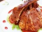 الطبق الهندي اللذيذ ريش غنم تاندوري..صحة