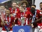 مانشستر يونايتد بطلاً لكأس الرابطة بفوز مثير على ساوثامبتون