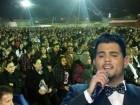 arabTV: مجد الكروم تحتضن سهرة فلسطينية وتحتفل بتألق دندن ولقب شاهين