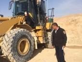 مصرع ابراهيم الحويطي من سكان أبو قرينات في حادث عمل