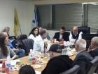 إدارة التنظيم اللوائية تجتمع في عبلين