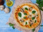 حضّري لعائلتك البيتزا بالفطر..صحتين وهنا