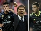 مصادر: كونتي يطالب بخدمات موراتا وفاران من ريال مدريد مقابل التنازل عن هازارد