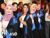 إبن سينا الثانوية في نحف تحتفل بتخريج الفوج الـ30 من طلابها