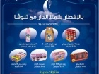 تنوﭬـا تنطلق في حملات بمناسبة رمضان
