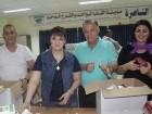 الناصرة: إنطلاق حملة القلب الواحد الرمضانيّة بمشاركة رئيس البلدية علي سلام