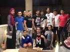 جديدة المكر: مدرسة العلوم الثانوية الاهلية توزع طرودًا غذائية بمناسبة شهر رمضان