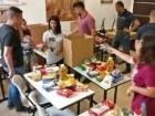 طرود غذائية في المدرسة الثانوية التكنولوجية شفاعمرو