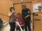 الشرطة: إختتام مشروع شرطي في الروضة في يافا تل أبيب