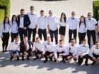 الثانوية التكنولوجية في شفاعمرو تحتفل بتخريج الفوج التاسع
