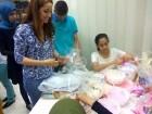 مشروع زيارة المركز اليوميّ للمسن في النّاصرة: رمضان الخير في بيت الحكمة غير