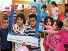 دير الاسد: الاحتفال بصعود الاطفال للصف الاول