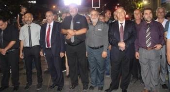 الناصرة: مشاركة واسعة في مسيرة عيد الفطر السّعيد بأجواء إحتفالية رائعة
