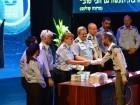 تخريج 13 ضابطا متميزا من برنامج برق بمشاركة روني الشيخ