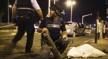 الطائرات الاسرائيلية تشن سلسلة غارات على قطاع غزة بعد سقوط صاروخ في شاعر هنيغيف